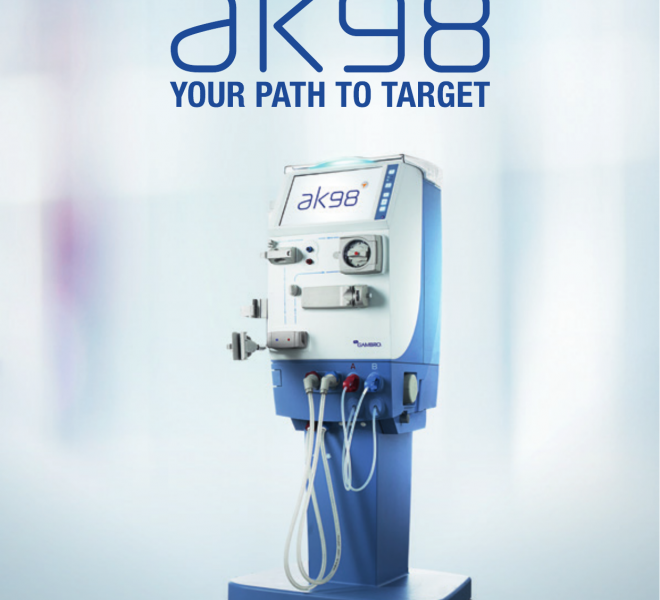 Baxter-Launches-New-AK-98-Hemodialysis-System